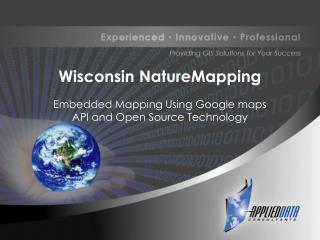 Wisconsin NatureMapping