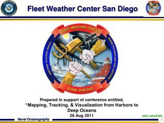 Fleet Weather Center San Diego