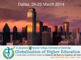 Dallas, 24-25 March 2014