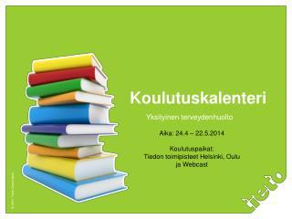 Koulutuskalenteri
