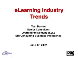 eLearning Industry Trends