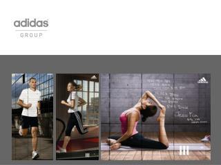 adidas Group  소개