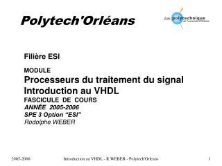 Polytech'Orléans