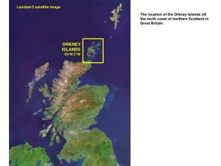 Landsat-5 satellite image