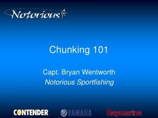 Chunking 101