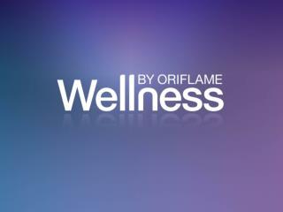 Wellness by Oriflame vă prezintă