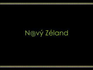 N v ý Zéland