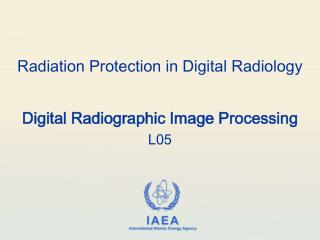 Radiation Protection in Digital Radiology