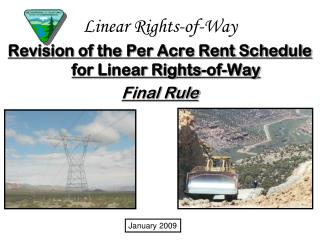 Linear Rights-of-Way