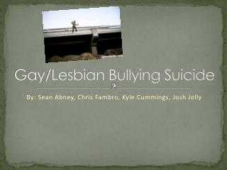 Gay/Lesbian Bullying Suicide