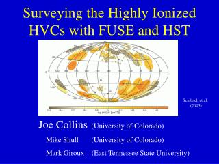 Surveying the Highly Ionized HVCs with FUSE and HST