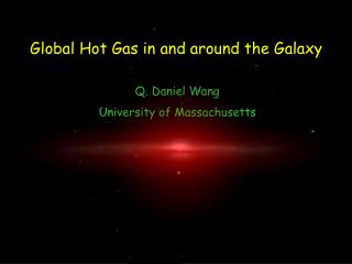 Global Hot Gas in and around the Galaxy