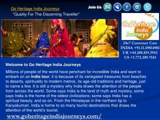 heritage india  journey