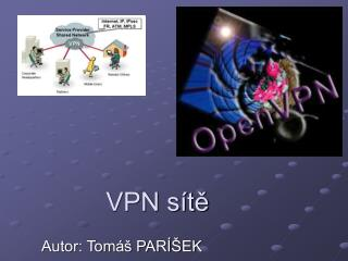 VPN sítě