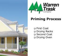 Priming Process