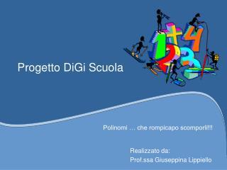 Progetto DiGi Scuola