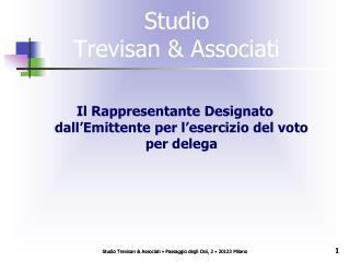Studio Trevisan & Associati