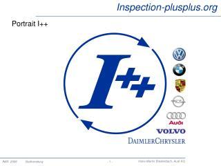 Inspection-plusplus