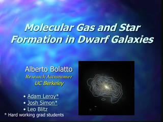 Molecular Gas and Star Formation in Dwarf Galaxies