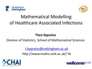 Mathematical Modelling  of Healthcare Associated Infections