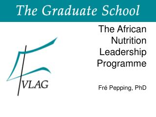 The African Nutrition Leadership Programme