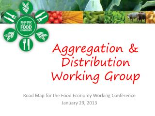 Aggregation & Distribution Working Group
