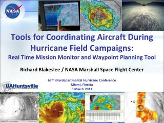 Richard Blakeslee / NASA Marshall Space Flight Center