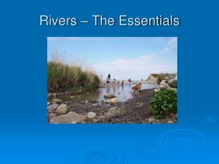 Rivers � The Essentials