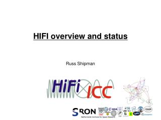HIFI overview and status