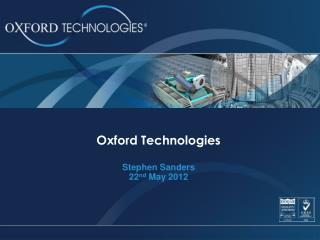 Oxford Technologies