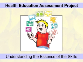 Teaching a Skills-based Approach in Health Education