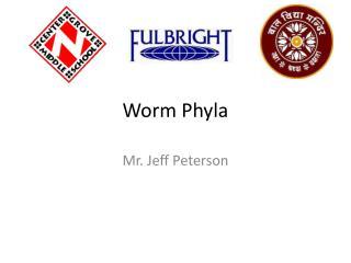 Worm Phyla