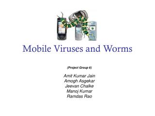 Mobile Viruses and Worms