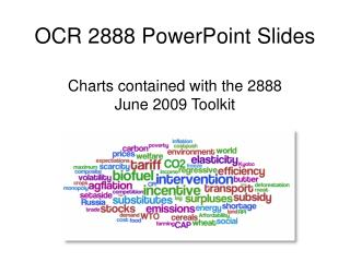 OCR 2888 PowerPoint Slides