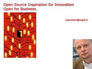 Open Source Inspiration for Innovation Open for Business
