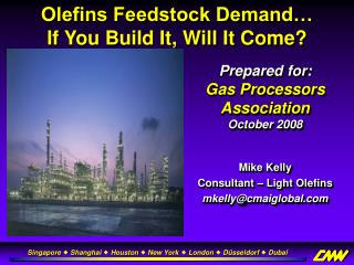 Prepared for: Gas Processors Association October 2008