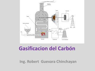 Gasificacion del Carb�n