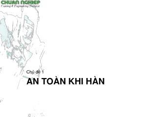 AN TOÀN KHI HÀN