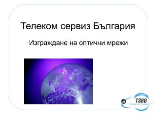Телеком сервиз България