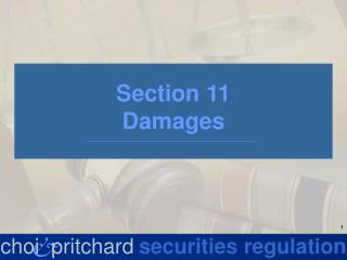 Section 11 Damages