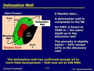 Delineation Well