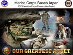 Marine Corps Bases Japan 23rd Executive Force Preservation Board