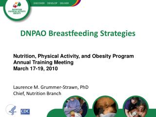 DNPAO Breastfeeding Strategies