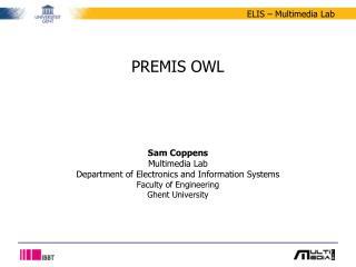 PREMIS OWL