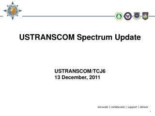 USTRANSCOM/TCJ6 13 December, 2011