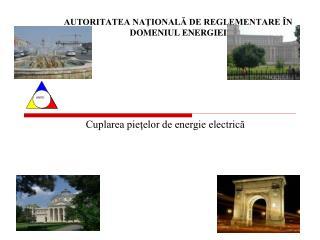 AUTORITATEA NAŢIONALĂ DE REGLEMENTARE ÎN DOMENIUL ENERGIEI