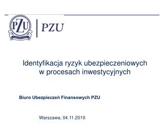 Warszawa, 04.11.2010