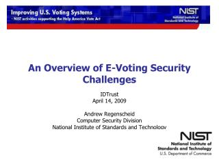 An Overview of E-Voting Security Challenges
