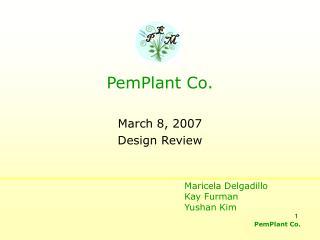 PemPlant Co.