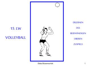 15. LW VOLLEYBALL